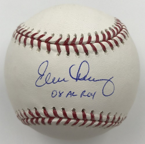 "Photo of Evan Longoria ""08 AL ROY"" Autographed Baseball"