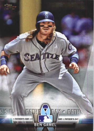 Photo of 2018 Topps Salute #TS22 Ben Gamel