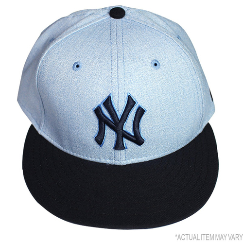 Photo of Phil Nevin New York Yankees 2018 Home Game Used #53 Father's Day Hat (Size 7 5/8) (6/17/2018)