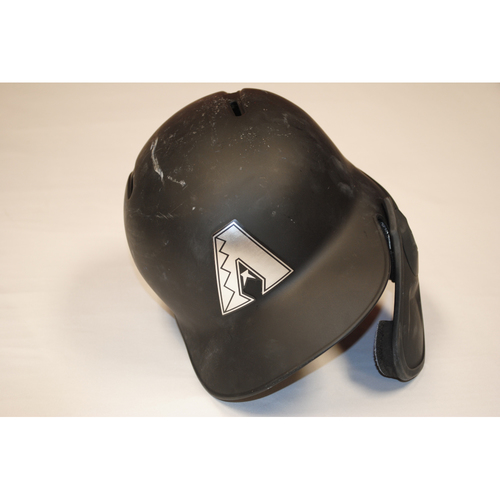 "Photo of Christian ""C. WALK"" Walker Arizona Diamondbacks Game-Used 2019 Players' Weekend Helmet"