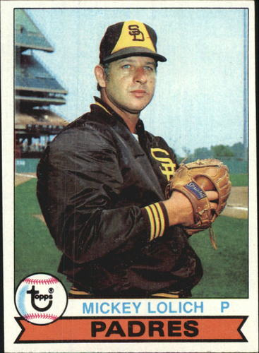 Photo of 1979 Topps #164 Mickey Lolich