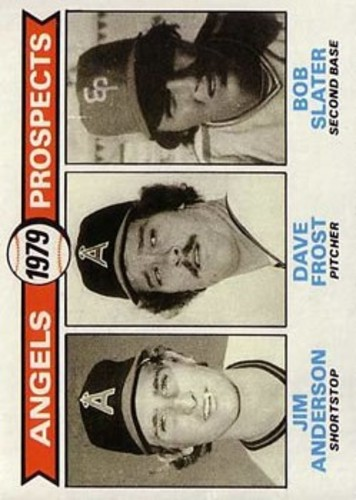 Photo of 1979 Topps #703 Jim Anderson RC/Dave Frost RC/Bob Slater RC
