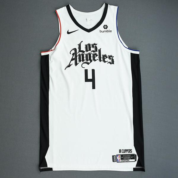 Image of JaMychal Green - Los Angeles Clippers - Christmas Day' 19 - Game-Worn City Edition Jersey