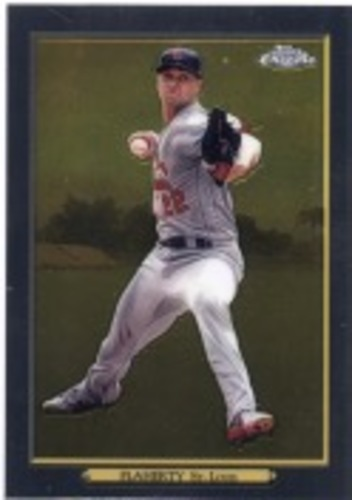 Photo of 2020 Topps Turkey Red '20 Chrome Series 2 #TRC6 Jack Flaherty