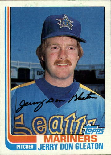 Photo of 1982 Topps #371 Jerry Don Gleaton