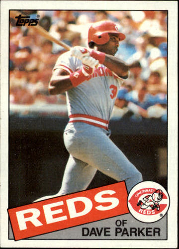 Photo of 1985 Topps #175 Dave Parker