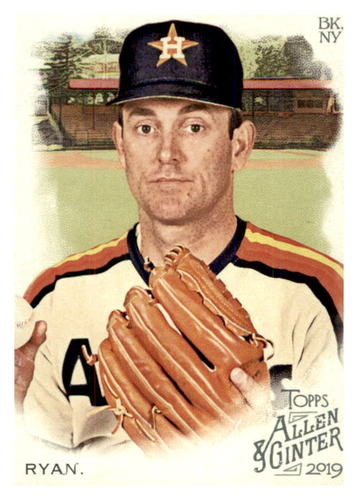 Photo of 2019 Topps Allen and Ginter #11 Nolan Ryan