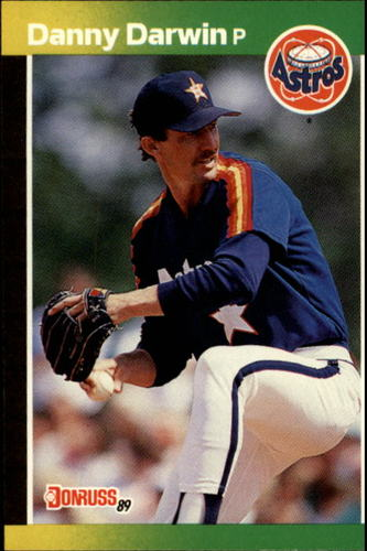 Photo of 1989 Donruss #390 Danny Darwin