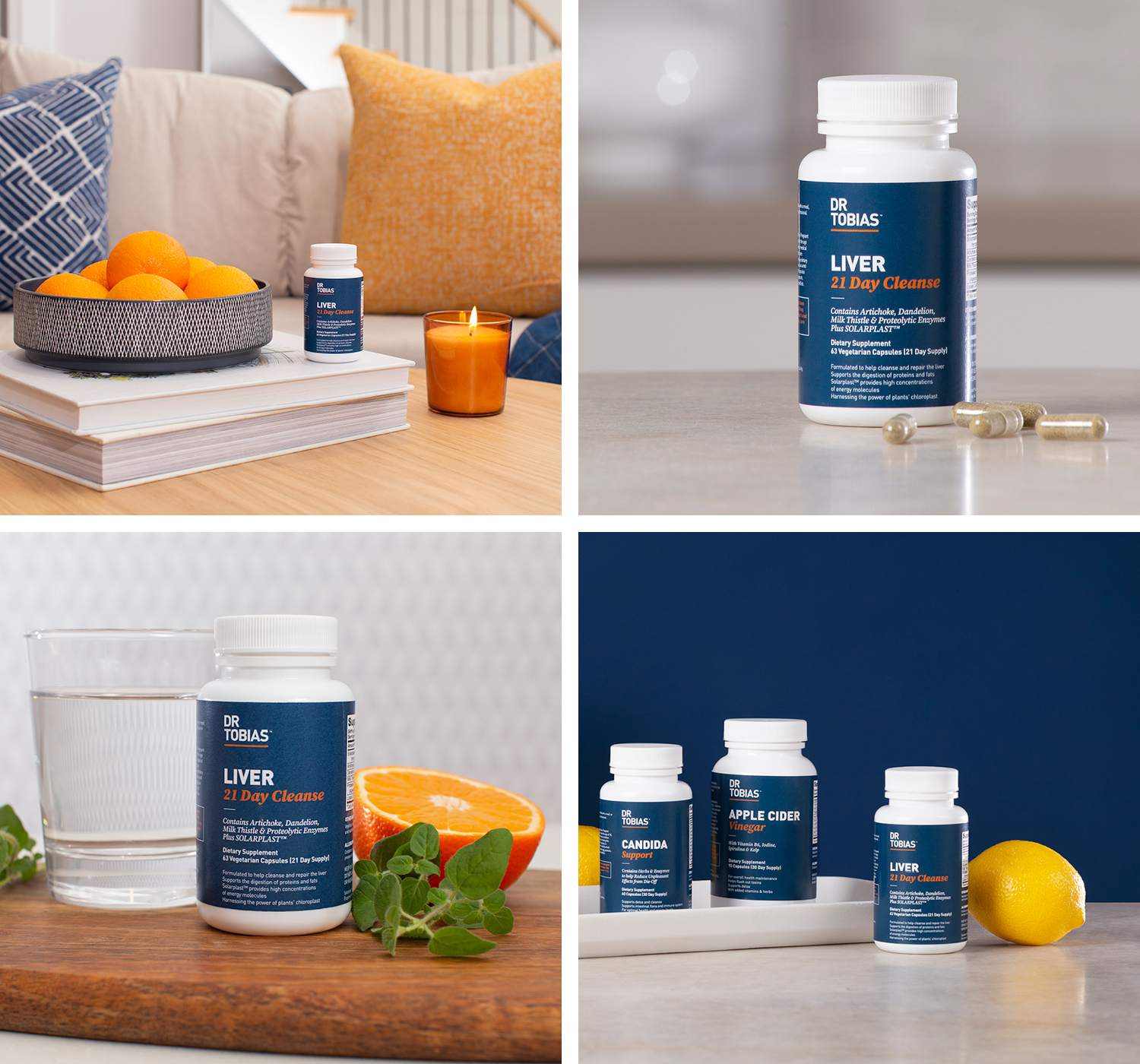 Product second banner image for LIVER 21 DAY CLEANSE