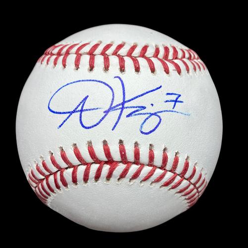 Andrew Knizner Autographed Baseball