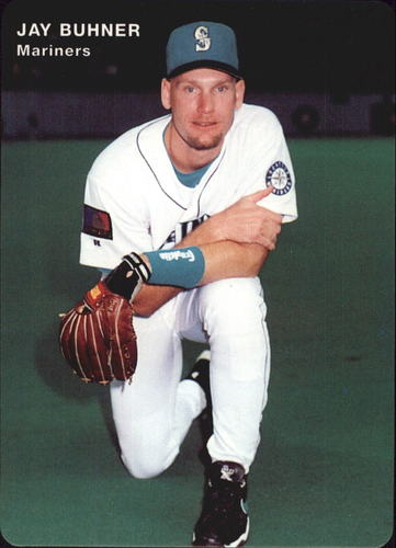 Photo of 1994 Mariners Mother's #6 Jay Buhner