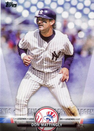 Photo of 2018 Topps Salute #TS27 Don Mattingly