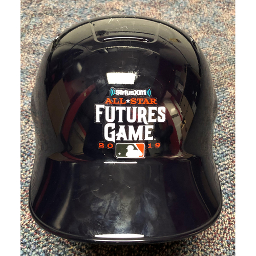 Photo of 2019 MLB Futures Game - Game-Used Helmet: Jarred Kelenic (Size 7 1/4)