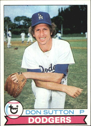 Photo of 1979 Topps #170 Don Sutton