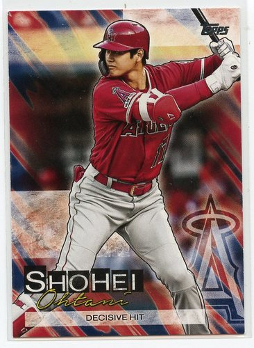 Photo of 2019 Topps Update Shohei Ohtani Highlights #SO19 Shohei Ohtani