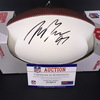 Chargers - Joey Bosa Signed Panel Ball