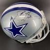PCC - Cowboys Deion Sanders Signed Authentic Proline Helmet