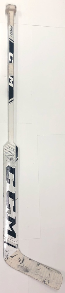 #29 Marc-Andre Fleury Game Used Stick - Autographed - Vegas Golden Knights