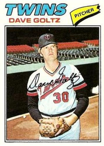 Photo of 1977 Topps #321 Dave Goltz
