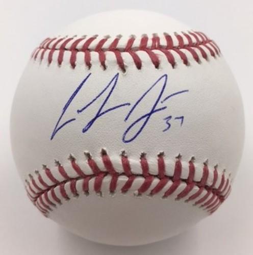 Photo of Cody Allen Autographed Baseball