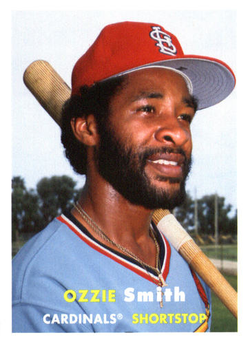 Photo of 2015 Topps Archives #54 Ozzie Smith