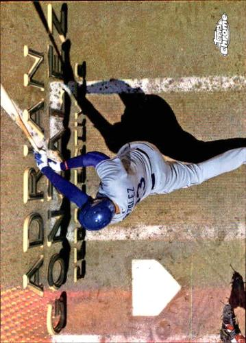 Photo of 2016 Topps Chrome Perspectives #PC2 Adrian Gonzalez