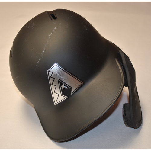 "Photo of Ildemaro ""CARIPITO"" Vargas Arizona Diamondbacks Game-Used 2019 Players' Weekend Helmet"