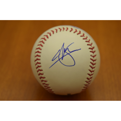 Photo of DETROIT (Film) Actor Autographed Baseball (NOT MLB Authenticated)