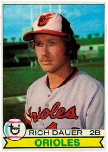 Photo of 1979 Topps #666 Rich Dauer