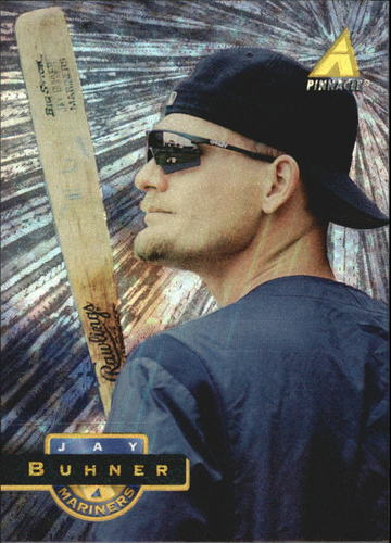 Photo of 1994 Pinnacle Museum Collection #343 Jay Buhner