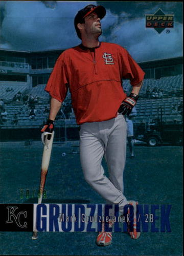 Photo of 2006 Upper Deck Special F/X Green #428 Mark Grudzielanek /99