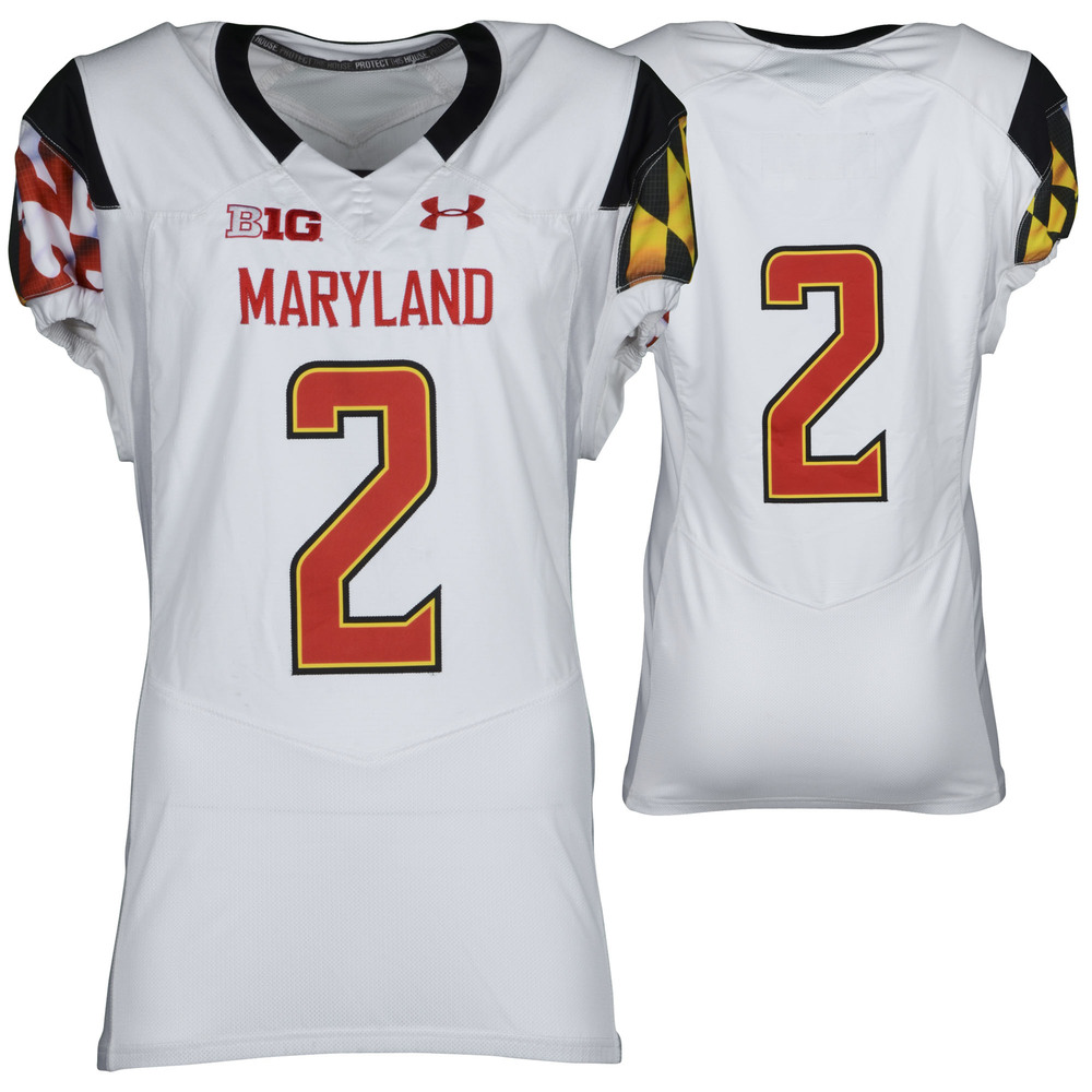 Maryland Terrapins Team-Issued