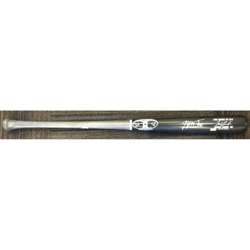 Photo of Mark Trumbo - Player Model Bat: Autographed