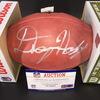 NFL - Redskins Dwayne Haskins Signed Authentic Football