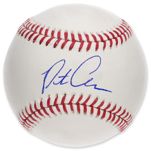 Photo of Pete Alonso - Autographed Major League Baseball
