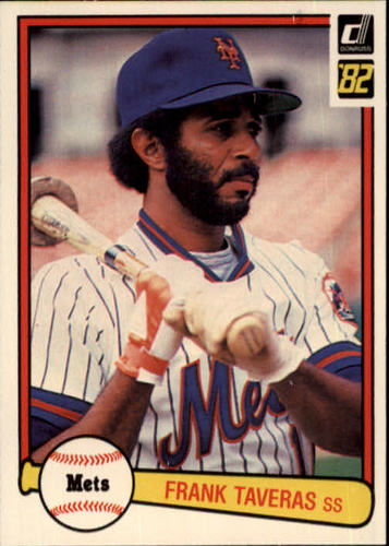 Photo of 1982 Donruss #98 Frank Taveras