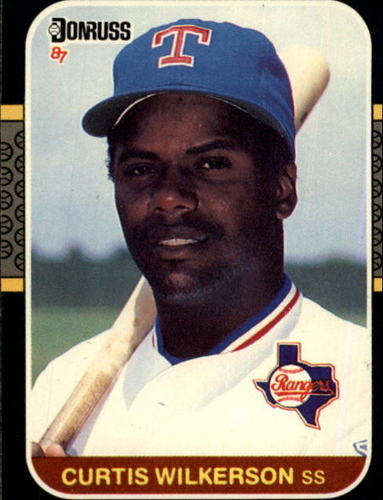Photo of 1987 Donruss #223 Curtis Wilkerson