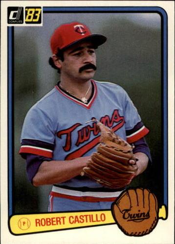 Photo of 1983 Donruss #102 Robert Castillo