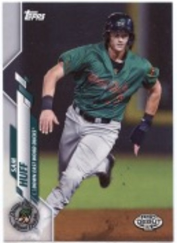 Photo of 2020 Topps Pro Debut #PD160 Sam Huff