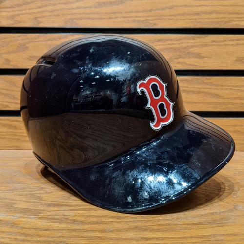 Photo of Rusney Castillo #38 Team Issued Batting Helmet