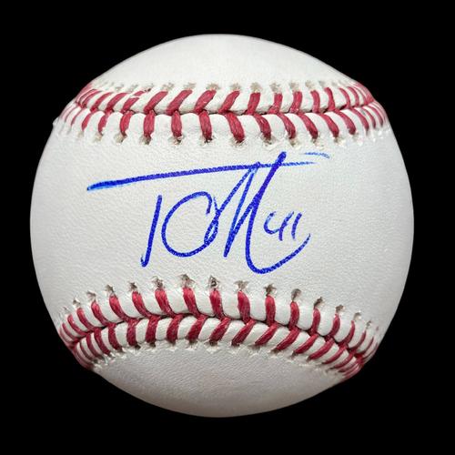 Photo of Tyler O'Neill Autographed Baseball