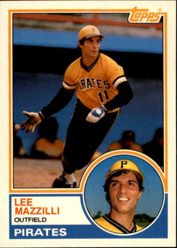 Photo of 1983 Topps Traded #67T Lee Mazzilli