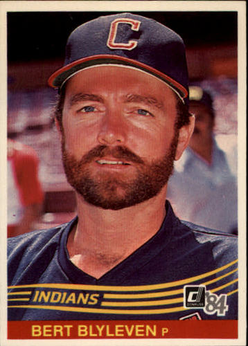 Photo of 1984 Donruss #129 Bert Blyleven
