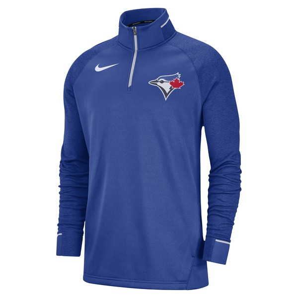 Toronto Blue Jays Elite 1/4 Zip Jacket by Nike