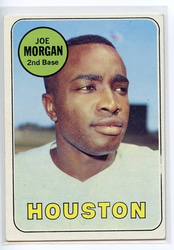 Photo of 1969 Topps #35 Joe Morgan
