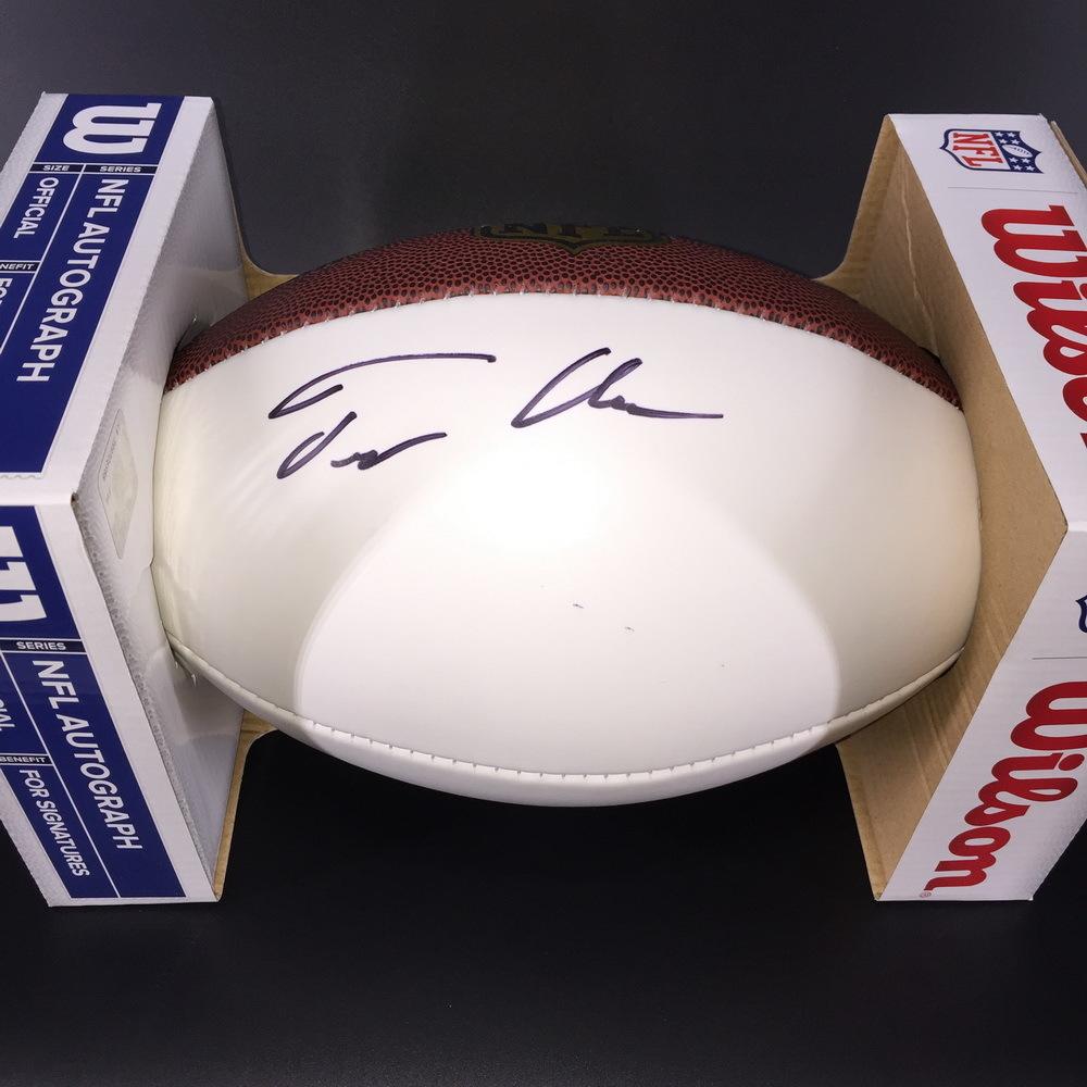NFL - Redskins Troy Apke Signed Panel Ball