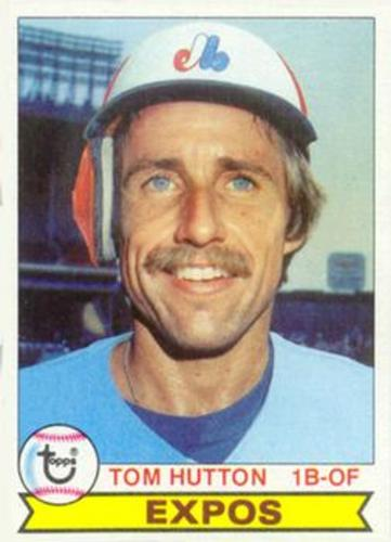 Photo of 1979 Topps #673 Tom Hutton