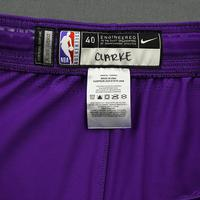 Brandon Clarke - 2020 NBA Rising Stars - Team World - Game-Worn 1st Half Shorts