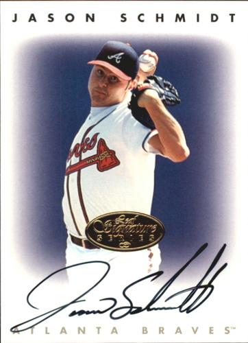 Photo of 1996 Leaf Signature Autographs Gold #205 Jason Schmidt