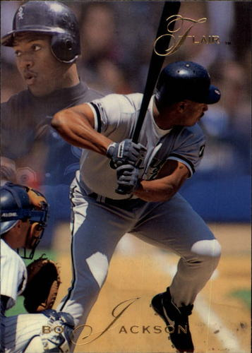 Photo of 1993 Flair #186 Bo Jackson